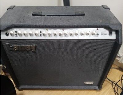 Laney Tube Fusion Tf300 Guitar Amp Very Loud Quality Amplifier