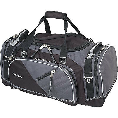 New Mazda Grey and Black Sports Bag Unisex backpack Gift Accessory