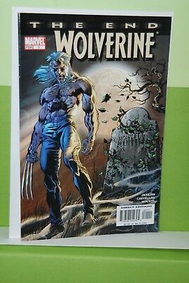 Marvel Wolverine The End #1 2004 Unread