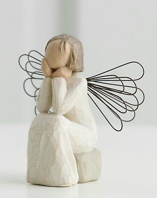Willow Tree Angel Of Caring Figurine