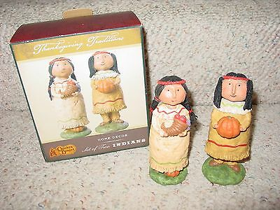 New Thanksgiving Traditions Two Indians Home Decor From Cracker Barrel