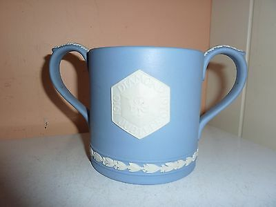 Girl Guides Diamond Jubilee 1910-70 Wedgwood 10Cmhigh Limited Edition Lovingcup