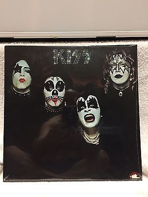 KISS Debut 7001 Still Sealed