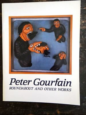 Peter Gourfain: Roundabout and Other Works