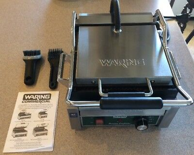 WARING Commercial WPG150 Panini Perfetto 1800W