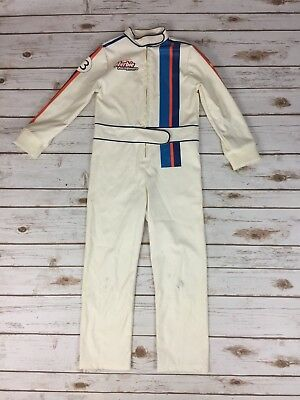 Disney Direct Childs Small Herbie Fully Loaded Costume Jumpsuit Love Bug 1 Piece