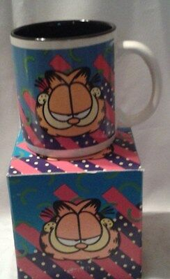 Garfield Ceramic New Boxed Mug