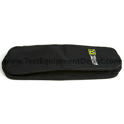 Yellow Jacket 69361 Black Accuprobe Pouch