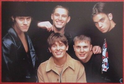 Take That Post Card 1994 Clipping Japan Magazine N4 D7
