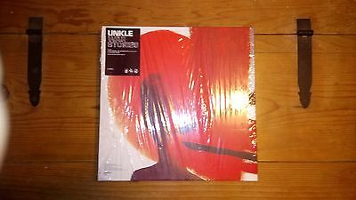 Unkle ~ War Stories ~ Massive Attack  ~ Limited Edition 4x LP ~ Rare ~ trip Hop