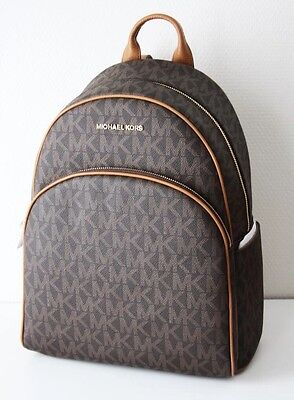 NWT Michael Kors Abbey Large Backpack. in  - ❤️❤️❤️brown