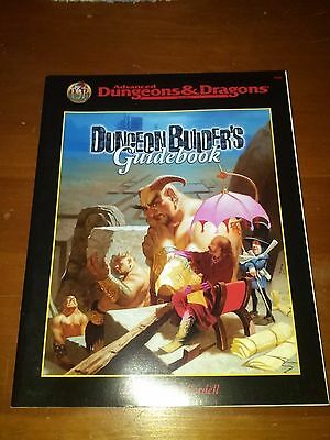 AD&D Dungeon Builder's Guidebook (Brand New; 100% Complete, Free Shipping)