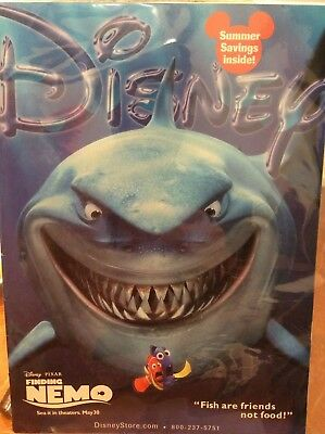 Disney's catalog -Finding Nemo