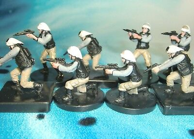 Star Wars Miniatures Lot  Rebel Trooper Rebel Storm !!  s97