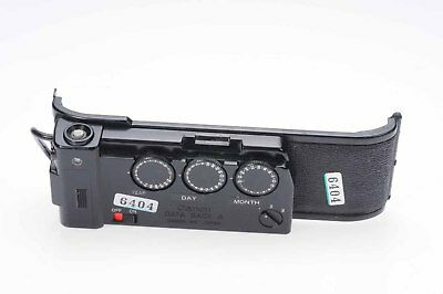 Canon Data Back A for A-1,AE-1, AE-1P                                       #404
