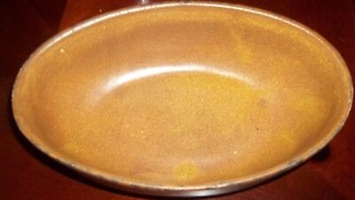 McCoy Pottery Canyon Mesa Dinnerware Oval Serving Bowl & MCCOY POTTERY CANYON Mesa Dinnerware Oval Serving Bowl - $14.95 ...