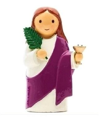 "Roman Little Drops Of Water ""saint Lucy"" Childrens Figure #12048  Free Shipping"