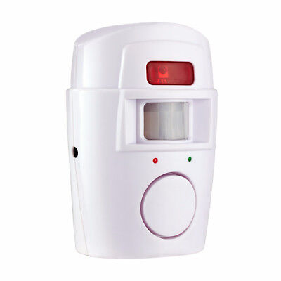 Infrared Remote Control Alarm Detector Anti-theft Motion Detector Alarm System