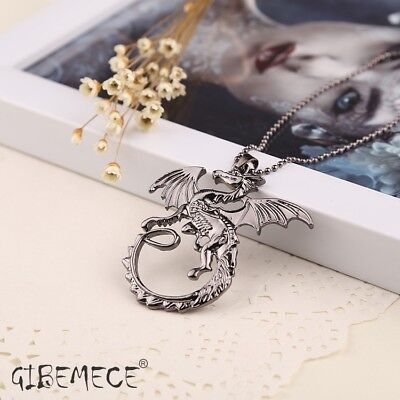 game of thrones necklace Targaryen dragon song of ice and fire Desolation