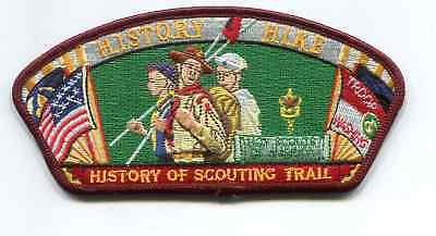 Csp From National Capital Area Council-Sa-157- History Hike