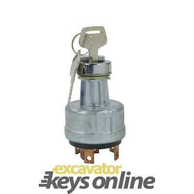 Kato Ignition Switch Part Number 719-10305001