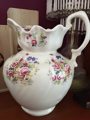 Large china jug/vase
