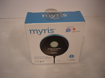 EyeLock myris Iris Identity Authenticator - No More Usernames/Passwords