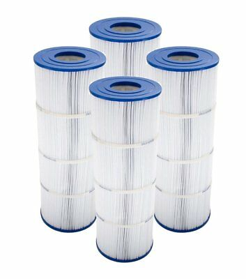 4 Pack Pleatco PA81-PAK4 Filter Cartridge Hayward C3025 CX580XRE C-7483 FC-1225