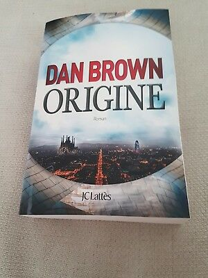 Dan Brown / Origine
