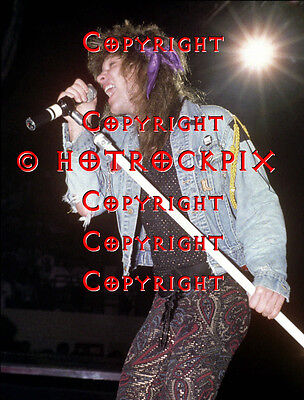 Archival Quality Photo Of Bon Jovi In Concert