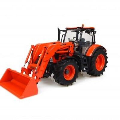 Kubota M7-171 1:32 Scale Model Tractor with Loader Part# J842