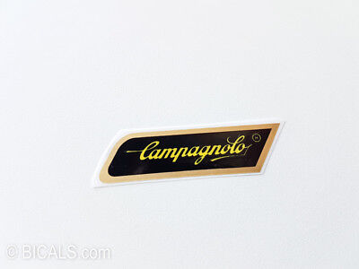CAMPAGNOLO Italy frame bicycle decal sticker silk screen free shipping