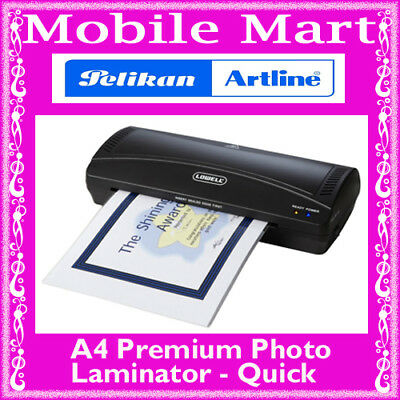 ARTLINE◉A4 LAMINATOR◉LAMINATING MACHINE◉for HOME OFFICE SCHOOL PROJECT SAFE KEEP
