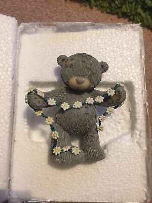 """Me To You Figurine """"with you in mind"""" Rare, Collectable"""