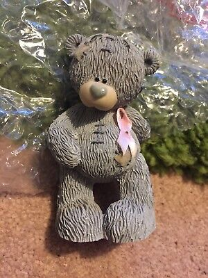 """Me To You Figurine """"All heart"""" (breast cancer) Rare, Collectables"""