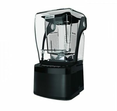 BLENDTEC 875 Stealth Mixer Gastronomie Blender & 2 Behälter Original EU Version