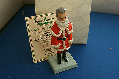 Father Christmas Jeff Tracy Give Or Take A Million Thunderbirds Tbcs11  Harrop
