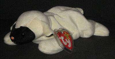 TY CHOPS the LAMB BEANIE BABY - MINT with NEAR MINT TAG