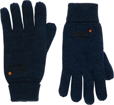 Superdry Herren Fingerhandschuh ORANGE LABEL BASIC GLOVE