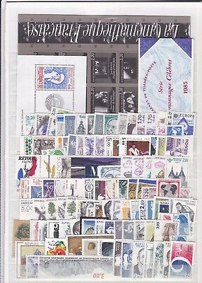 FRANCE - NEUFS** PERIODE 1984/86 - Faciale 353 Frs/ 54€