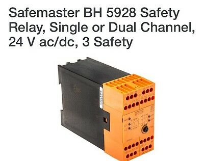 Safemaster BH 5928 Safety Relay