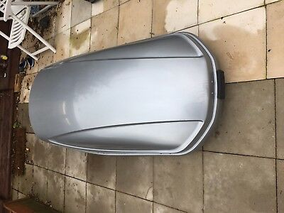 Thule Atlantis 200 Roof Box - Roof Bars Included