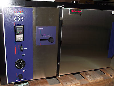 New!! Thermo Precision Freas High Perf Oven Model 605 (6050/6051) 325 C  / Wrty