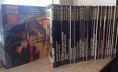 Lotto Dylan Dog 35 Albi