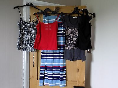 5 Nice Items Of Assorted Size 8 Clothing - See Description