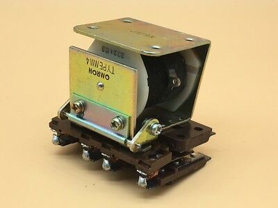 Omron MM4 Relay - Coil 4V - (#25)