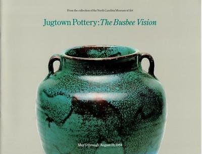Jugtown Pottery: The Busbee Vision