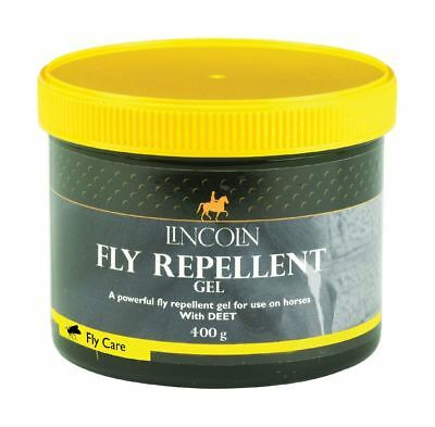 Lincoln Fly Repellent Gel Fly Care 400g 4098