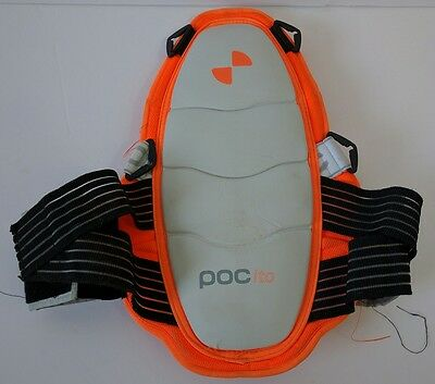 Pocito Alpine Ski Spine Ergo Bug Back Brace XXS Body Armour Protection Safety