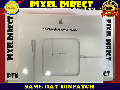 Genuine Original Apple 85W MagSafe Charger For MacBook Pro MC556CH/A Model A1443